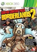 Xbox 360 Borderlands 2 - Add-On Content Pack