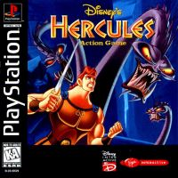 PSX PS1 Hercules Action-Game