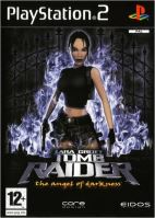PS2 Lara Croft Tomb Raider The Angel Of Darkness