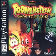 PSX PS1 Tiny Toon Adventures - Toonenstein: Dare To Scare