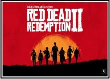 Plagát Red Dead Redemption 2 - Dutch's Boys (a) (nový)