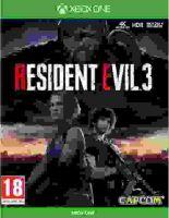 Xbox One Resident Evil 3 Remake