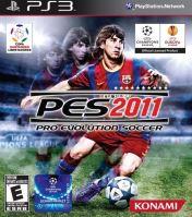 PS3 PES 11 Pro Evolution Soccer 2011 (bez obalu)