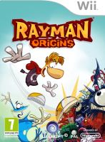 Nintendo Wii Rayman Origins