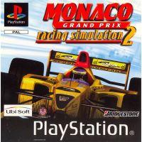 PSX PS1 Monaco Grand Prix Racing Simulation 2