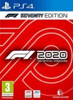 PS4 F1 2020 - Seventy Edition