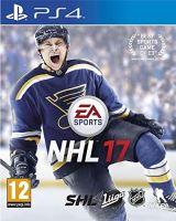 PS4 NHL 17 2017 (CZ)