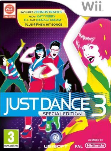 Nintendo Wii Just Dance 3