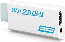 Nintendo Wii to HDMI wii2hdm bílá (nová)
