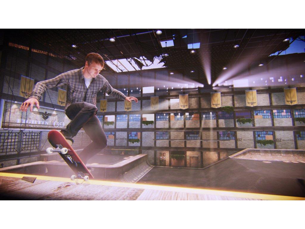 Xbox One Tony Hawk's Pro Skater 5