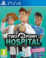 PS4 Two Point Hospital (nová)
