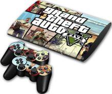 [PS3 SSlim] Polep Gta 5 Grand theft Auto 5 (nový)