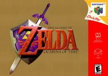 Nintendo 64 The Legend of Zelda Ocarina of Time