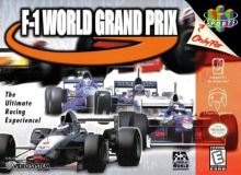 Nintendo 64 F-1 World Grand Prix