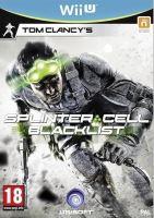 Nintendo Wii U Tom Clancys Splinter Cell Blacklist