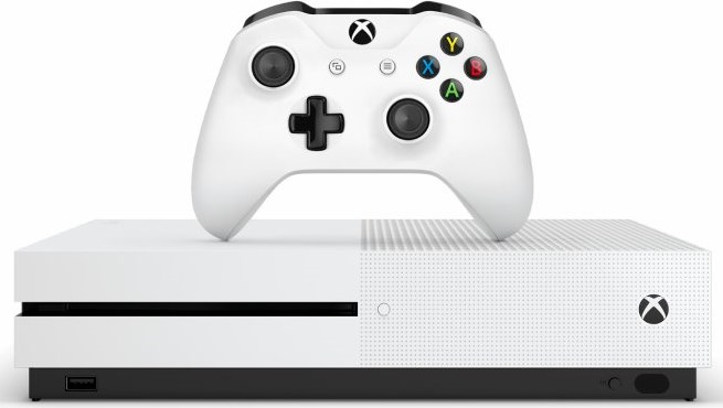Xbox One S 500 GB (Plná verzia s DVD mechanikou)