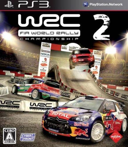 PS3 WRC Fia World Rally Championship 2