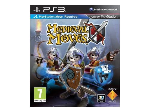 PS3 Move Medieval Moves