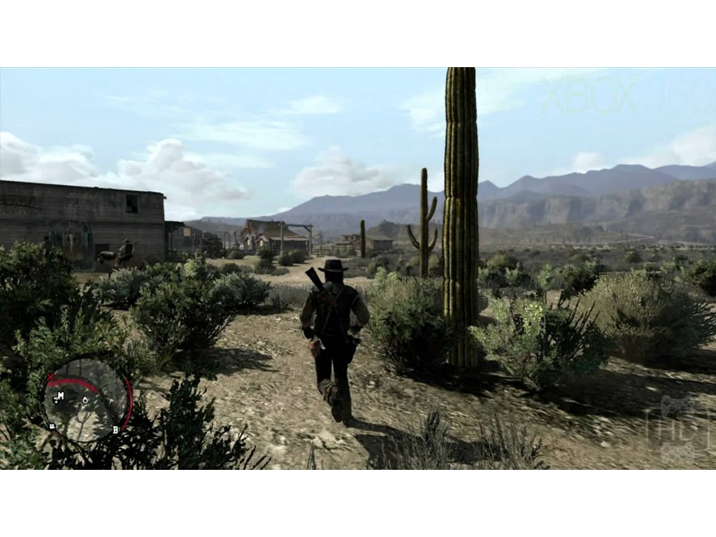 PS3 Red Dead Redemption Game Of The Year Edition