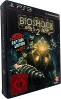 PS3 Bioshock 2 - Rapture Edition (nemecký artbook)
