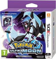 Nintendo 3DS Pokémon Ultra Moon Steelbook Edition (nová)