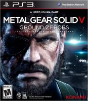 PS3 Metal Gear Solid 5 Ground Zeroes