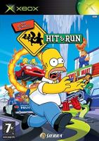 Xbox Simpsonovi Hra - Simpsons Hit And Run