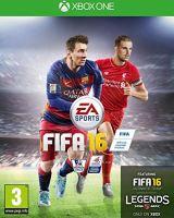 Xbox One FIFA 16 2016 (CZ) (Nová)