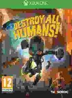 Xbox Destroy all Humans!