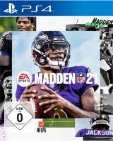 PS4 Madden NFL 21 2021 (nová)