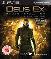PS3 Deus Ex Human Revolution Limited Edition (DE)