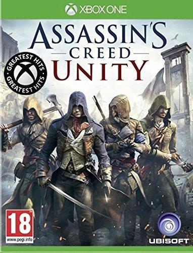 Xbox One Assassins Creed Unity (CZ)