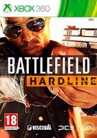 Xbox 360 Battlefield Hardline (CZ) (nová)