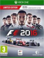 Xbox One F1 2016 (bez obalu)