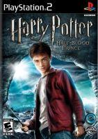 PS2 Harry Potter A Polovičný princ (CZ) (Harry Potter And The Half-Blood Prince)