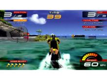 PS2 Jet Ski Riders