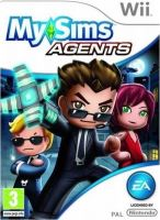 Nintendo Wii My Sims Agents