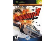 Xbox Burnout 3 Takedown (DE)