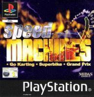 PSX PS1 Speed Machines