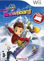 Nintendo Wii Family Ski & Snowboard