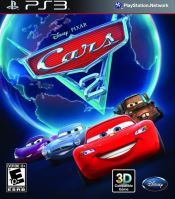 PS3 Autá 2, Cars 2 (DE)
