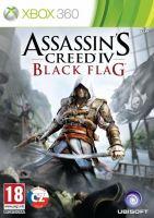 Xbox 360 Assassins Creed 4 Black Flag (CZ) (nová)