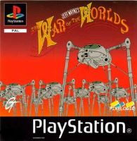 PSX PS1 Jeff Waynes The War of the Worlds