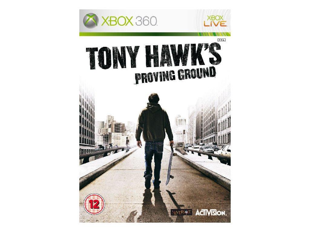 Xbox 360 Tony Hawks Proving Ground