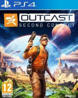PS4 Outcast - Second Contact (nová)