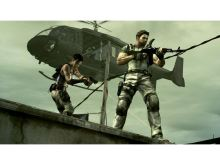 PS3 Resident Evil 5 - Gold Edition