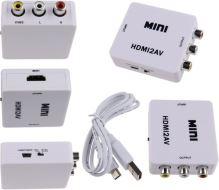 HDMI to AV prevodník / konvertor signálu AV