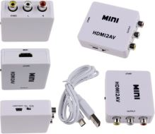 HDMI2AV prevodník / konvertor signálu AV (nové)
