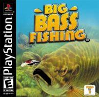 PSX PS1 Big Bass Fishing