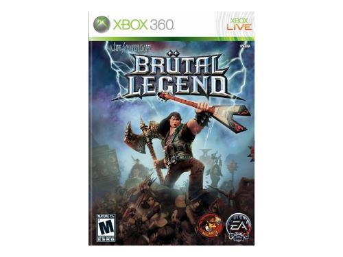 Xbox 360 Brutal Legend